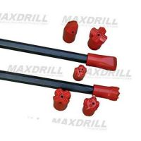 MAXDRILL Tapered Drill Rod