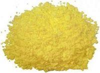 Sulfur precipitated