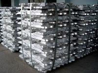 Aluminium ingot