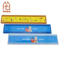 15cm plastic ruler for kids, promotional rulers for measure