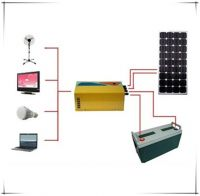 Hot Sales Hybrid Solar Power Inverter (Built In Solar PV Charge Controller)