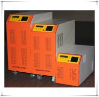 hybrid solar power inverter with build in solar pv charge controller 300W- 10KW