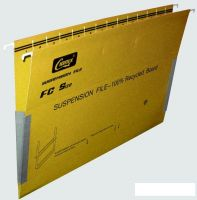 HY348 Paper file folder in FC size and simple design