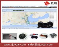 Motorcycle GPS Tracker with street name to mobile phone,don't need gps tracking software