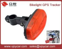 New bike light GPS Tracker Device-Spy GPS Tracker build in the bicycle tail lamp