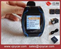 China best gps tracker watch with mobile phone talking,SOS,free real time gps tracking software
