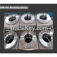 custom oem cnc machining part, precision steel shaft