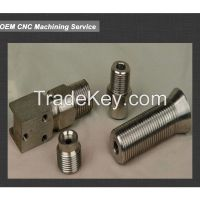 highly precision central machinery lathe parts, made of carbon steel