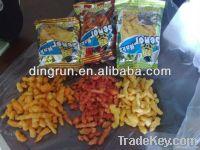 Multifuctional Potato Chips Machine