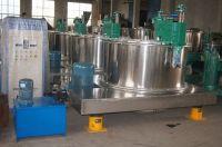PGZ Automatic Scrapper Bottom Discharge Centrifuge