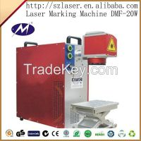 2013 hottest fiber laser marker machine DMF-W20 from Shenzhen