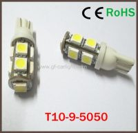 T10-9-5050SMD LED Tail Light, Indicator Light, High quality