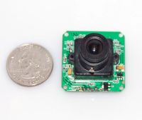 JPEG Color Camera Serial Interface