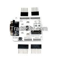 RS232 Shield V2 for Arduino