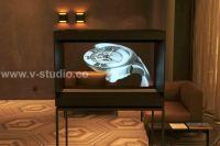 Screens, hologram and projection Saudi Arabia by V-Studio