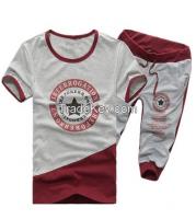 Promotional hot sale new design men's sportwear unit