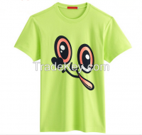 Full printed in front tshirt custom printing t shirt factory