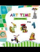 Art Time Draw & Colour 1