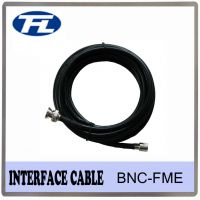 Free sample GPS Interface cable RG58 With BNC/FME Connector