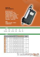 linear actuator JMK-DT12