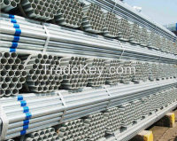 Made in China market factory mill exporter importer pre galvanized steel pipe