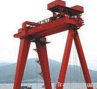 construction electric truss type gantry crane