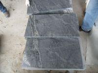 Louis Grey Granite Slab and Tiles