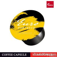 Mera blu soft coffee capsule