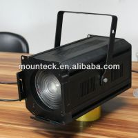 Factory 100w led fresnel spot light for pub with cob led chip rgbw 4in1 one year warranty