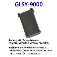 Li-ion Battery Packs for SYMBOL MC9000 Barcode Scanner (battery SYMBOL MC9000 original P/N:21-65587-01/21-65587-02/21-61261-01/KT-21-61261/KT-21-61261-01)