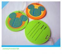 2013 newest soft PVC bag tag