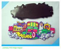 most popular soft PVC fridge magnet