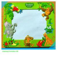 customized funny cartoon soft PVC photo frame