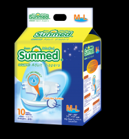SUNMED SUPER ABSORBENCY ADULT DIAPER FROM VIETNAM, PULP USA SAP JAPAN