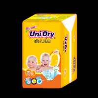 SUPER UNIDRY BABY DIAPERS, HIGH QUALITY GOOD PRICE MADE IN VIETNAM