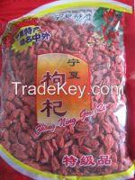 Goji berry  Ningxia top grade dried wolfberry