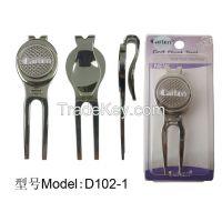 hot sell golf divot tool golf divot repair tool D102