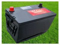 MF car batteries auto batteries Sealed 55AH JIS DIN standard battery
