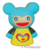 Cartoon Character sponge toy