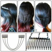Layered Hair Chain