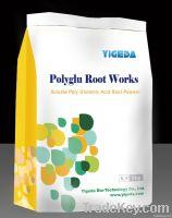 Soluble Poly Glutamic Acid Potassium Powder