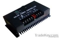 12v/24v/48v 30A PWM solar charge controller , light and time control