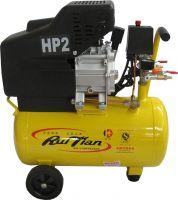 portable air compressor 2hp 24l direct driven