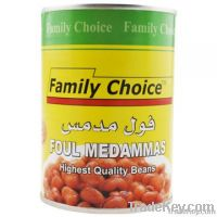 Canned Broad beans