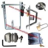 Trailer Coupling Lock, trailer lock, coupling lock, trailer parts, trailer accessoires, trailer components