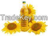 Sunflower oil Crude Degummed Rapeseed oil
