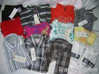 Apparel Stock, Gender: Women's, Men's , Unisex , Type: T-Shirt , Dress,