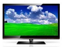 Big Size FHD LCD TV with Toughed Glass Smart LED/LCD 3D TV