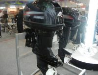 200 HP Outboard Motor with World Warranty