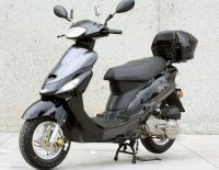 50cc 500watt Gas Electric Hybrid Motorcycle Scooters